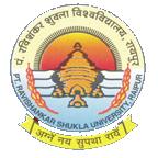 logo of Pt. Ravishankar Shukla University, Raipur